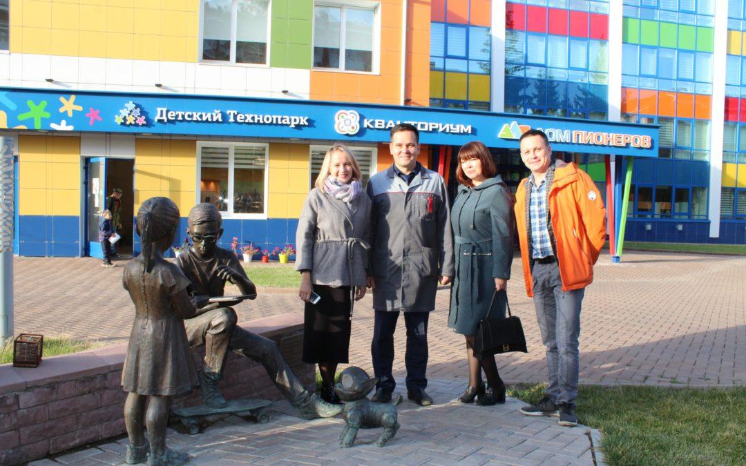 Коллеги из Новочебоксарска!